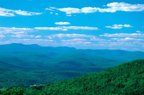 The Catskill Mountains are a popular stretch of land for visitors of New York State.