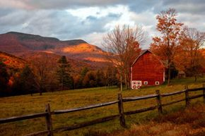 There are several peaks to admire along the Catskills.
