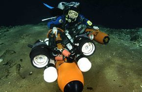 Cave divers need to be able to carry all this equipment and know even more.
