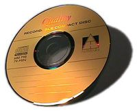 Recordable CD