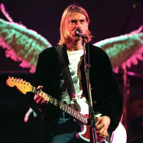 Cobain's body was discovered at his Lake Washington home by an electrician.