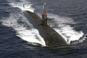 No one's going to be making cell phone calls from a submarine anytime soon.
