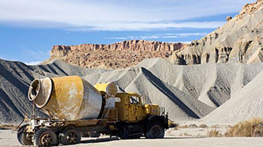 How Cement Mixers Work