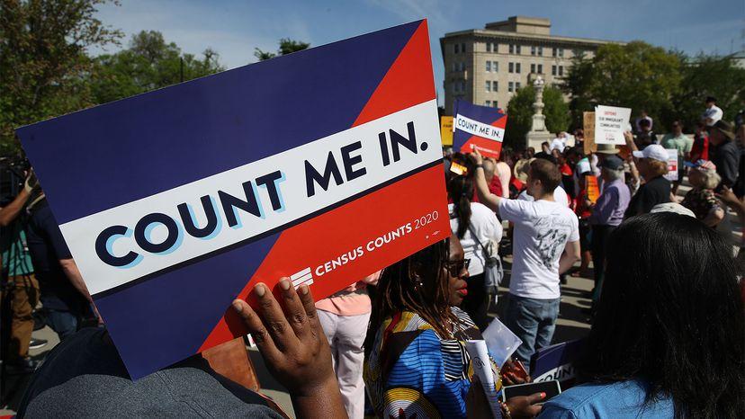 Census Protest