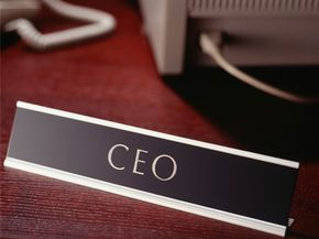 If you're too intimidated to ask him or her personally, this article will tell you what a CEO does. See more pictures of corporate life.