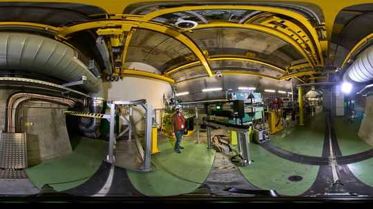 Particle Acceleration Takes a Leap Forward