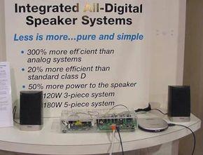 The Altec Lansing Digital Amp