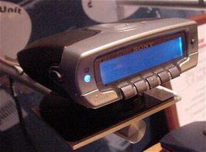 Sony Satellite Radio