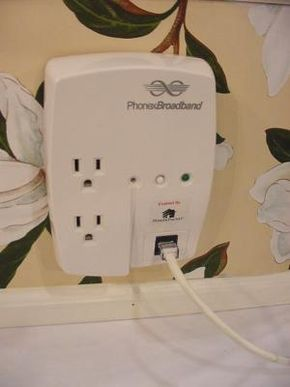 Home networking using your house wiring