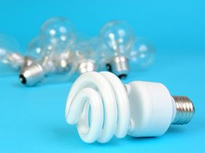 The compact fluorescent light bulb stands poised to replace Edison's most famous invention as the icon of ideation. See more green science pictures.