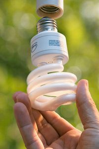 CFLs are safe as long as you try not to break them.