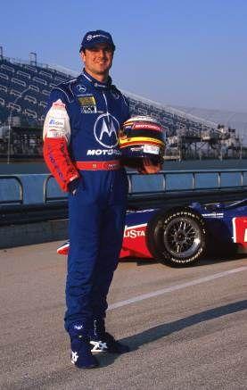 Motorola driver Mark Blundell
