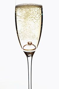 Maybe it's time to kick this drink up a notch and not only allow yourself to indulge in the bubbly once a year.