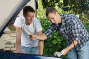 Lots of routine car maintenance is well within the capabilities of even automotive amateurs.