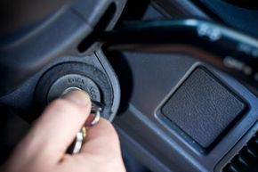Once you've got the battery connected and seated, you can try to turn over your ignition. The car should start right up.