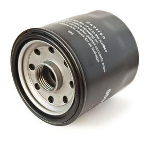 A car engine oil filter