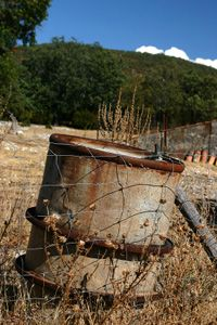Used oil is a hazardous material -- you should always dispose of it properly.