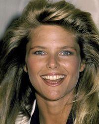 Uptown girl Christie Brinkley in the 1980s