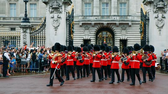 Changing the Guard Is More Than Pomp and Circumstance