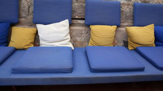 Outdoor Chaise Benches