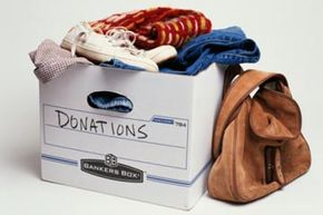 Individuals can get tax deductions from donations to public charities.