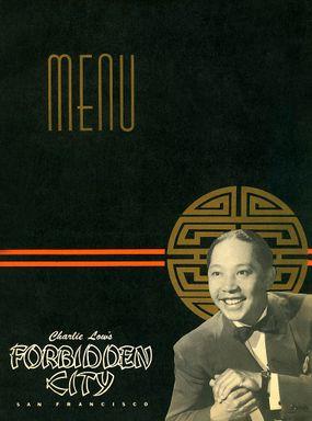 chinese restaurant forbidden city menu cover