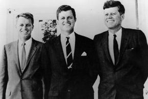 Can science explain the Kennedys' history of cheating? See pictures of famous historical couples.
