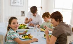 Try some of our ideas for feeding a family well on the cheap. See more kid-friendly recipe pictures.