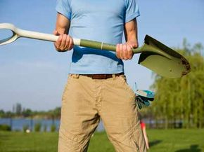 Want a cheap, reliable landscaper who's always on time? Do it yourself.