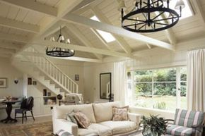 Adding a skylight to your home is another good way to reduce energy consumption.