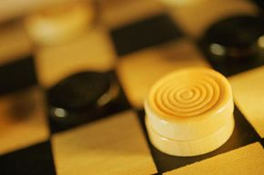 Checkers is a seemingly simple board game that has been around for thousands of years, but it has a complexity that makes it a classic.