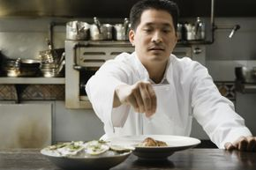 The food? That's just one aspect of the multifaceted job of a successful chef.