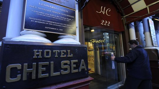 The Chelsea Hotel Is New York's Legendary Hotel for Artists and Dreamers