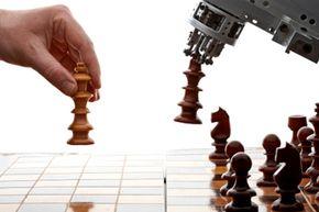 Human beings love a good showdown between man and machine.