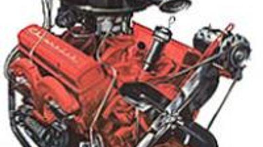 Chevy 283-cid V-8 Engine