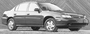 The 1997 Chevrolet Malibu's spacious interior and other standard features made it an excellent value.