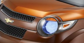 Trax was created by GM's design team in South Korea.