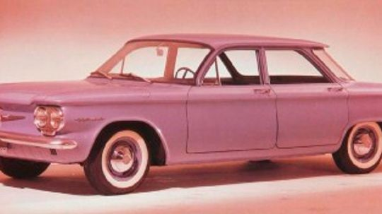 How Chevrolet Corvair Works