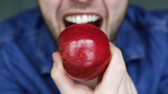 Should you really chew your food 32 times before swallowing?
