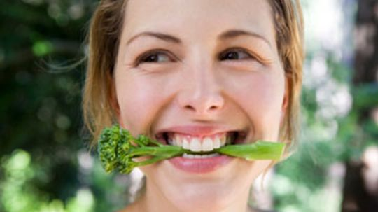 Chew on This: Eat Your Veggies for a Healthy Smile