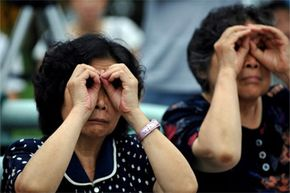 The people of China have turned their gaze to space -- and not just for the occasional solar eclipse.