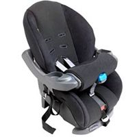 Car seats are mandatory in the United States.