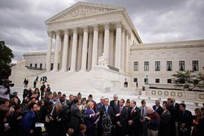 Washington, D.C. Pictures The U.S. Supreme Court building in Washington, D.C. See more pictures of Washington, D.C.