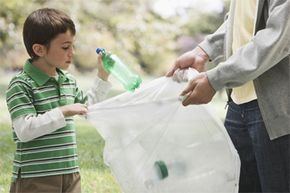 Small individual recycling contributions can add up to significant ecological benefits.
