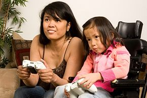 Video games are a big part of childhood now but children still need time away from screens.