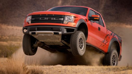 How to Choose a 4x4 Truck