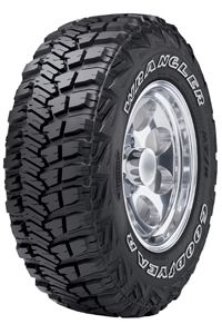 The Goodyear MT/R with Kevlar