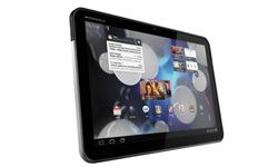 The Motorola Xoom is just one tablet on the market today from at least a dozen different manufacturers, including Apple, BlackBerry and Samsung.
