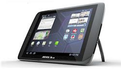 Archos' newest and fastest G9 tablets are slated for a fall 2011 release and will feature the Android Honeycomb 3.2 operating system and 16 to 250 GB of memory.