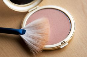 Getting Beautiful Skin Image Gallery A few simple sweeps of bronzer can give your face a sun-kissed appearance. See more pictures of getting beautiful skin.